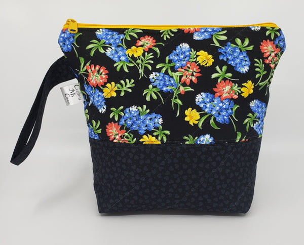 Wildflowers - Project Bag - Medium