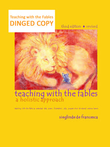 Dinged copy of Teaching with the Fables