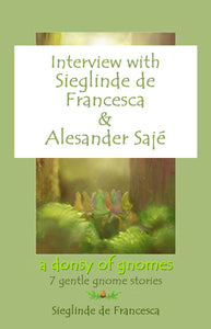 Interview with Sieglinde de Francesca & Alesander Sajé*  (*fictional author)
