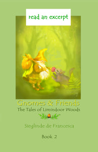 Sample pages from Gnomes & Friends: Book 2