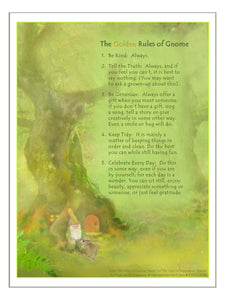 Poster of The Golden Rules of Gnome