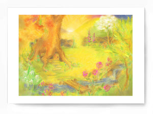 A Place of Wonder  greeting card to print