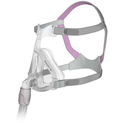 RESMED QUATTRO AIR FOR HER CPAP FULL FACE MASK