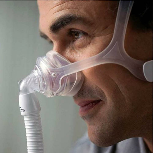 PHILIPS RESPIRONICS WISP CPAP  NASAL MASK - CLEAR OR FABRIC