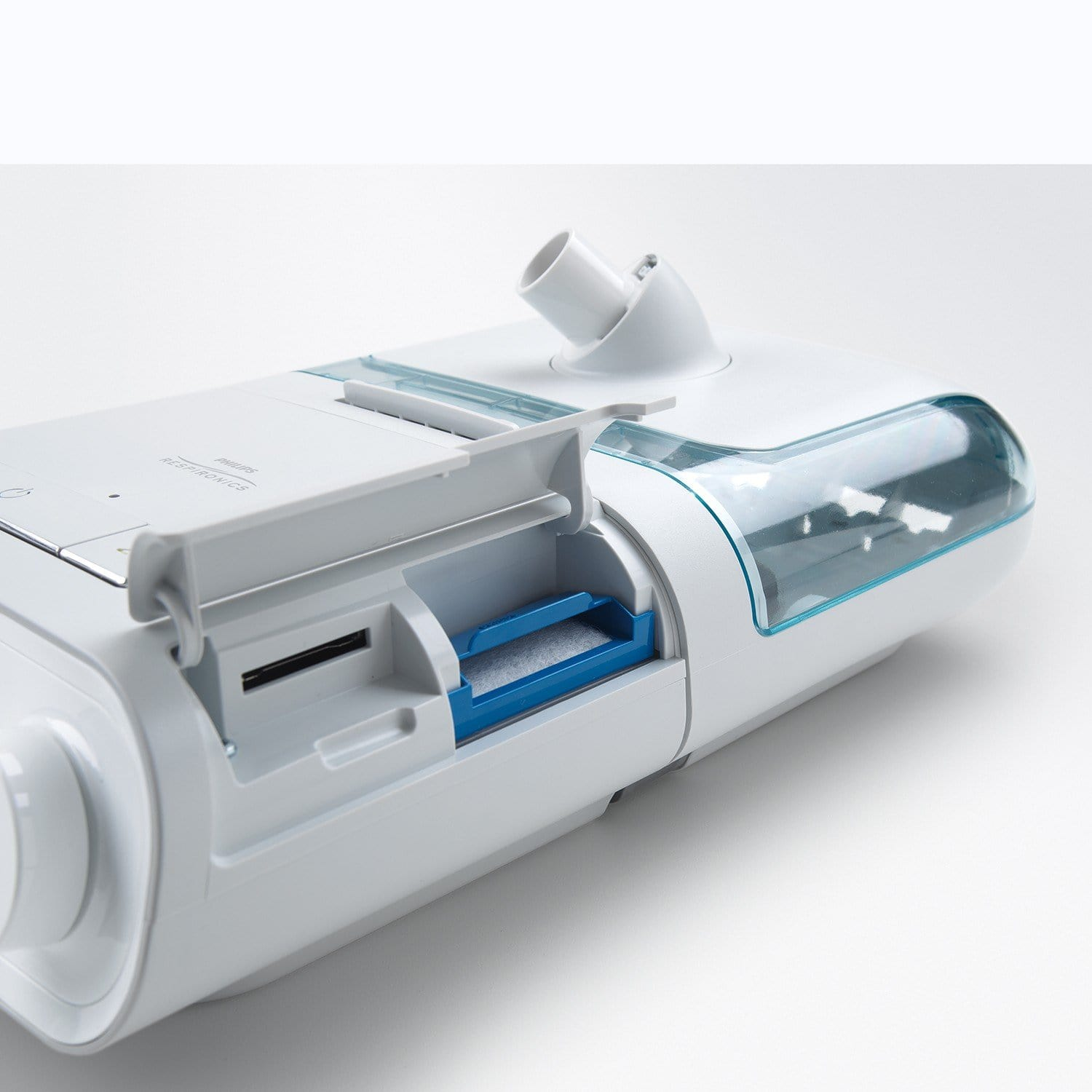 Philips Respironics Dreamstation - Fixed CPAP machine with humidifier & heated tube