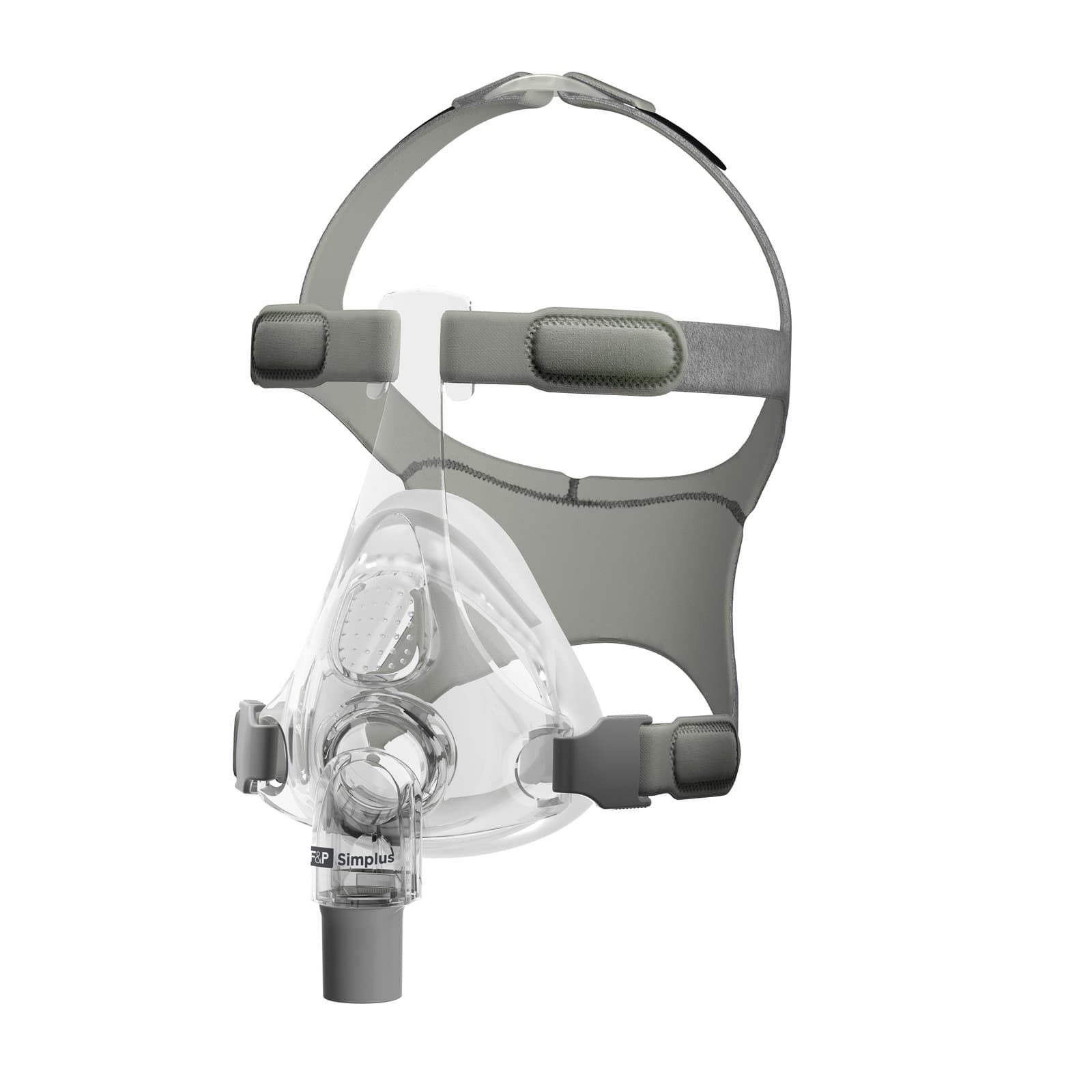 Fisher & Paykel - Simplus full face CPAP - Small, medium or large