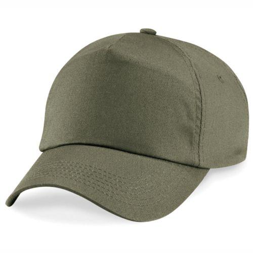 Adults Beechfield Original 5 Panel Adjustable Cap