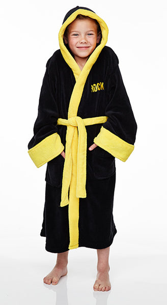 Boys Rocky Dressing Gown