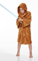 Jedi Star Wars childrens dressing gown