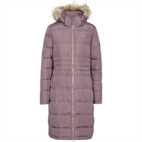 Trespass Phyllis Ladies Long Length Down Jacket