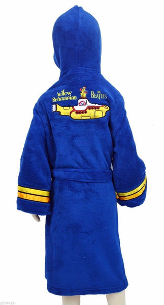 Beatles Yellow Submarine Childrens Dressing gown
