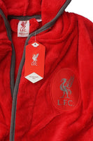 childrens liverpool bath robe