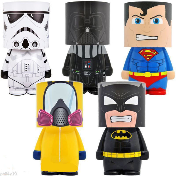 Darth vader Look A Lite (Lookalite) Bedroom Night Light / Lamp