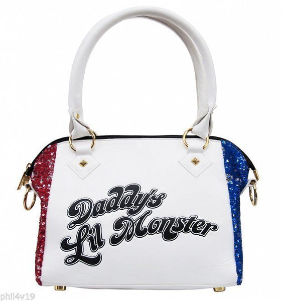Suicide Squad Daddy's Lil Monster Handbag