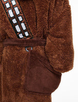 Kids Chewbacca dressing gown (star wars)