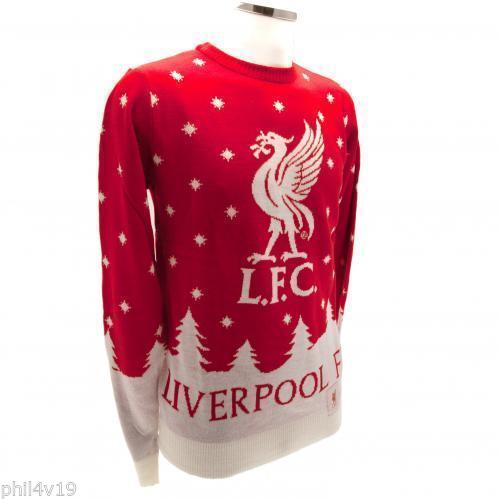 liverpool xmas jumper