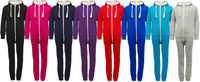Kids Plain Hooded Onesie / Childrens Jumpsuit (onesy onsie)
