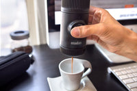Wacaco Nanopresso Portable Espresso Machine / Ground Coffee Maker