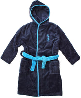spurs dressing gown - kids