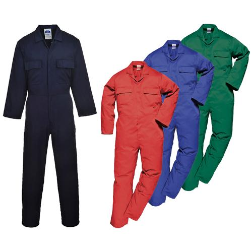 Portwest S999 Euro Overall / Boiler Suit