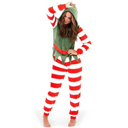 Ladies Novelty Elf Onesie