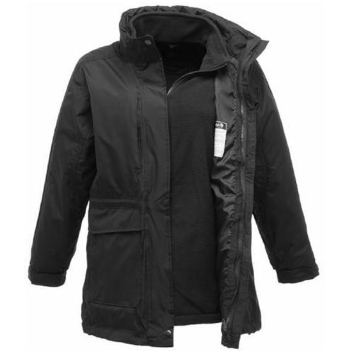 Regatta Ladies TRA123 Benson II  (3 in 1 Waterproof Jacket)