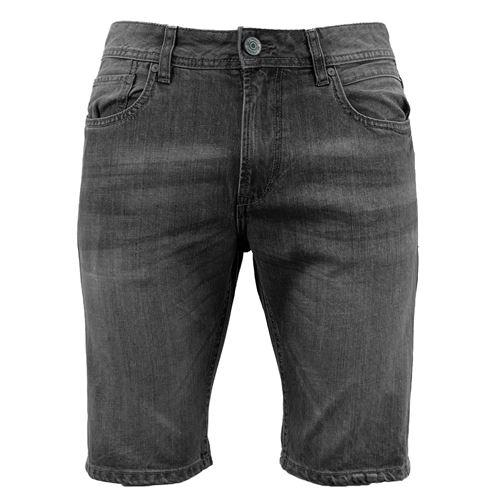 Mens Slim Fit Denim Shorts