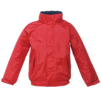 Kids Regatta Dover Waterproof Fleece-lined Jacket