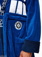 mens tardis dressing gown