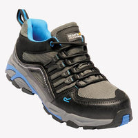 Mens Regatta TRK118 Convex S1P Safety Steel Toe Cap Trainers