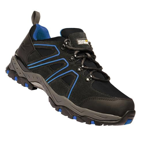Mens TRK123 Regatta Pro Downburst Low-Rise Safety Trainers