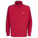 Mens Trespass Bernal Heavyweight Zip Fleece