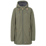Trespass Ladies Kristen Hip Length Raincoat