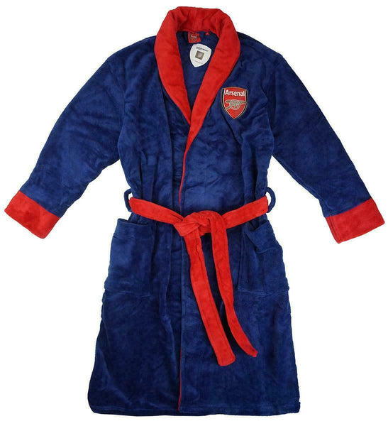arsenal dressing gown