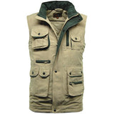 Suffolk Padded Multi Pocket Gilet