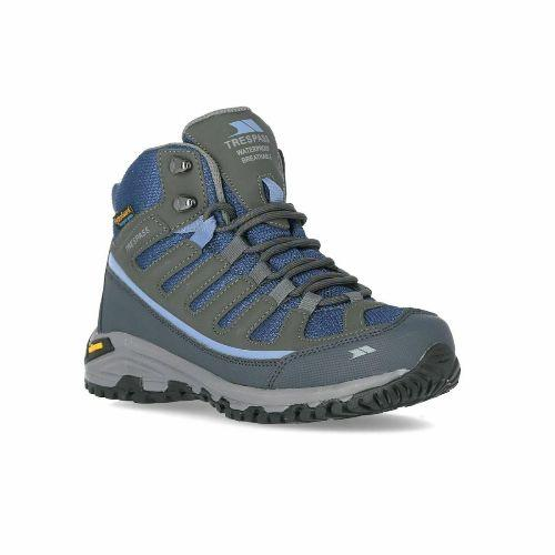 Ladies Trespass Tensing Hiking Boot Walking Trainers