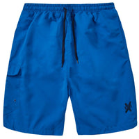 Mens Mesh Lined Board Swim Trunks