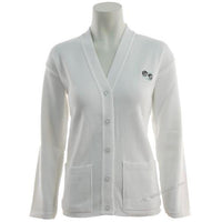 Ladies Bowls Logo Cardigan