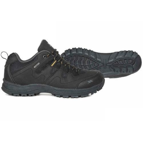 Mens Trespass Finley Low Cut Hiking Shoes
