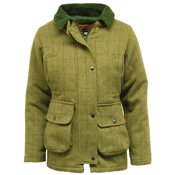 Ladies Game Tweed Jacket