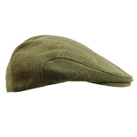 Childrens Tweed Flat Cap
