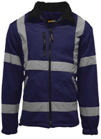 Standsafe HV022 Hi Vis Fleece Jacket