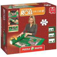 jigsaw puzzle roll up mat