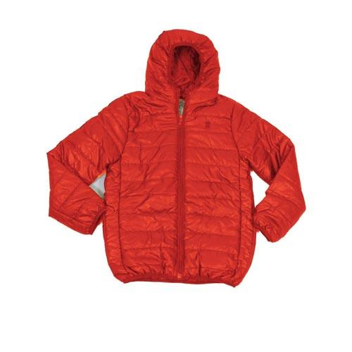 Kids Soul Star Hester Down Effect Jacket Red 11/12