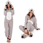 Ladies Koala Bear Novelty Onesie L & XL