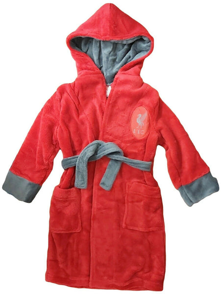 Boys Liverpool Dressing Gown / Childrens bathrobe