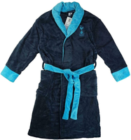 Tottenham Mens Dressing Gown / Spurs Bathrobe (bath robe)