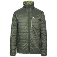 Mens Trespass Norman Quilted Padded Jacket