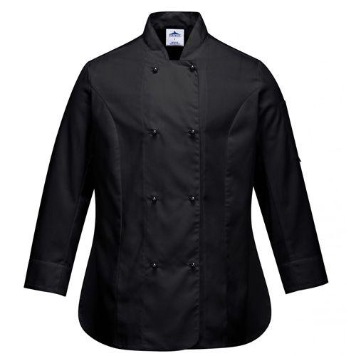Portwest C837 Rachel Long Sleeved Chefs Jacket
