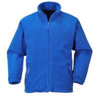 Portwest F400 Argyle Heavy Fleece Jacket